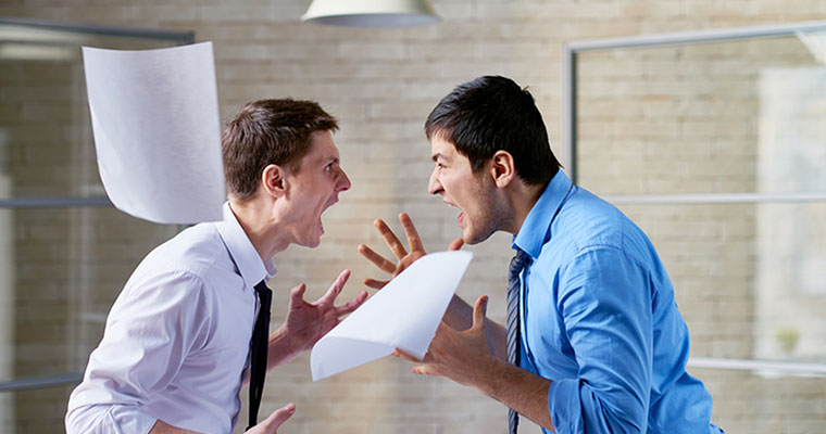 3 ways to deal with workplace conflict