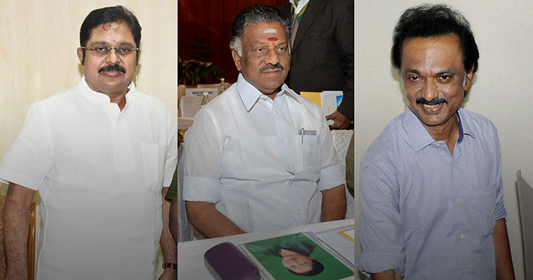 Back-stabbers like OPS won't survive: AIADMK