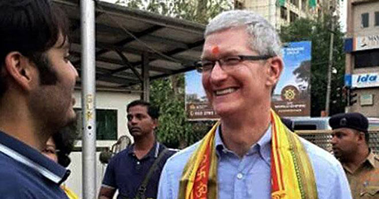 From a dumping ground to potential market: How India gradually became the 'apple' of Tim Cook's eyes