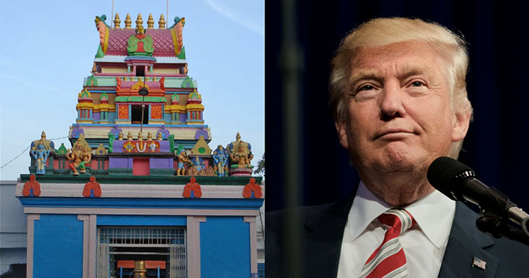 Visa God, change Trump's mind: New prayer of devotees visiting Chilkur Lord Balaji