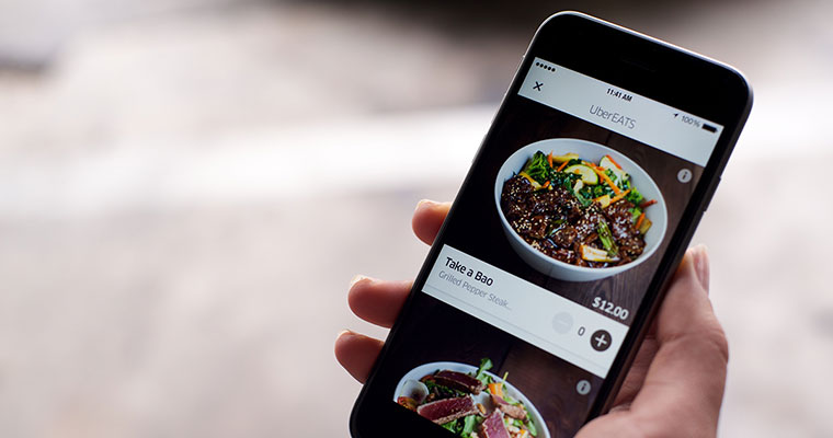 UberEATS, on-demand food delivery service to launch in India very soon