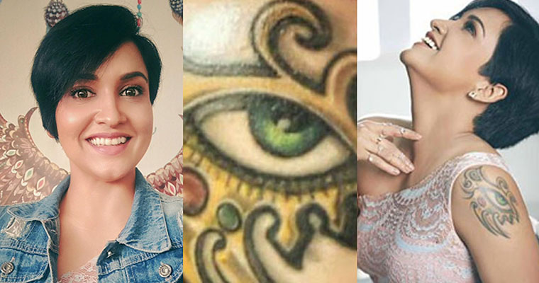 In pictures: Actress Lena's makeover becomes the talk of Mollywood