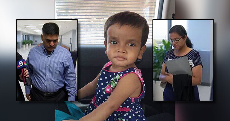 Sherin Mathews death Keralite mother hires criminal lawyer as police refuse to rule out more arrests