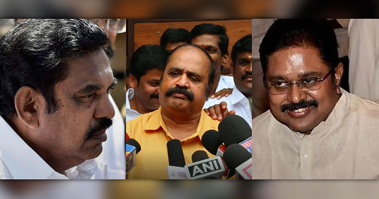 After months of feuding, OPS-EPS announce merger — AIADMK crisis
