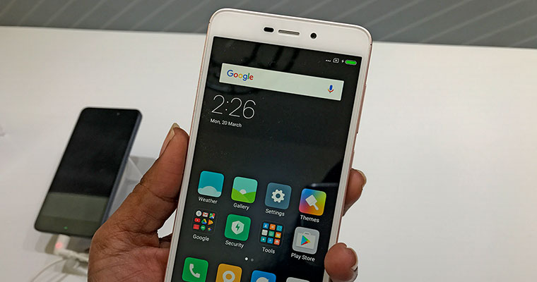Watch: Unboxing and hands on with the Xiaomi Redmi 4A