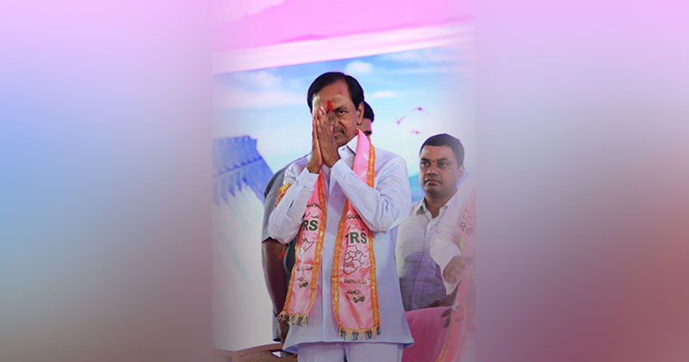 Hard for BJP to spread its wings in Telangana, says KCR