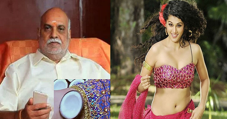 Taapsee Pannu faces flak after criticising filmmaker K Raghavendra Rao