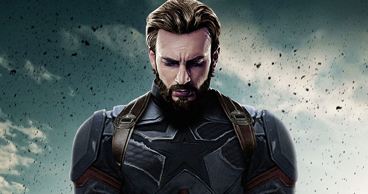 Chris Evans may be hanging up his shield as Captain America