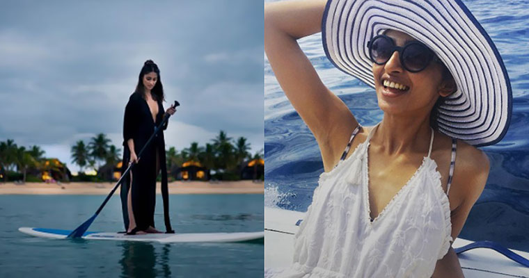 You just can't miss Radhika Apte and Ileana D'Cruz's holiday photos from Italy and Fiji