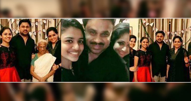 Dileep uses family as a shield to claim his innocence