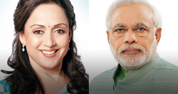 This is what PM Modi did for dreamgirl Hema Malini