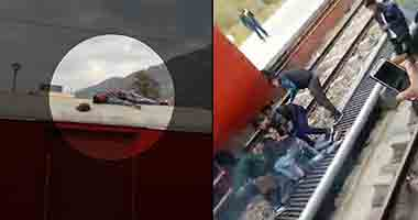 Selfie tragedy: Boy tries to click atop train, suffers heavy burn injuries