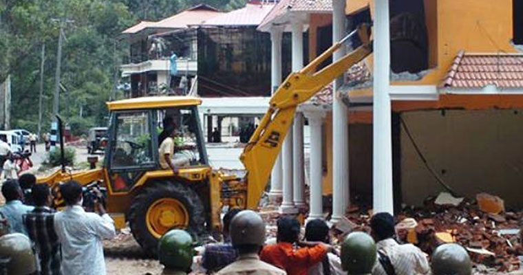 Munnar might see demolition drive again to save hill station from encroachers
