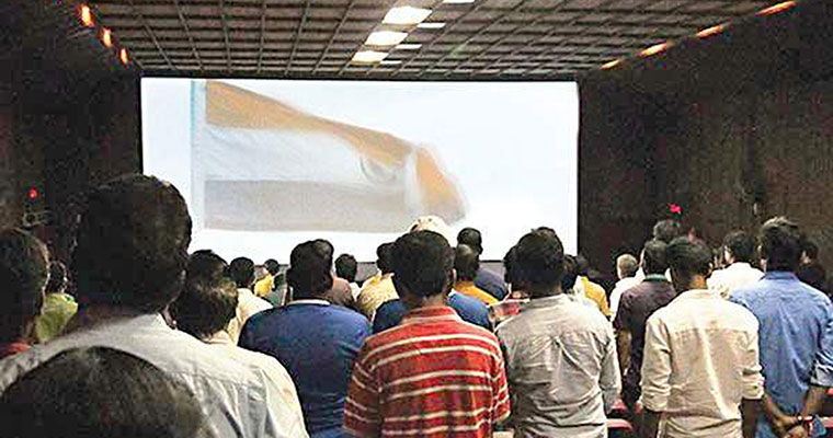 Hyd: J&K youth held for 'disrespecting' national anthem