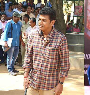Sandalwood star Shivarajkumar gets into Mohanlal's shoes