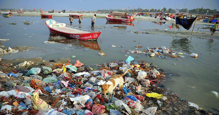 "NGT declares 100m from edge of Ganga as ""no-development zone"""