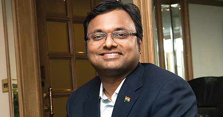 INX money laundering case: Karti approaches SC