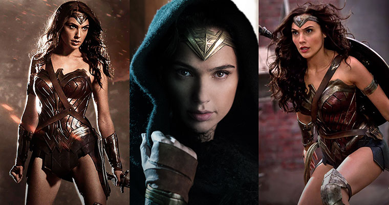Wonder Woman, Gal Gadot did not allow this to get in her way of work