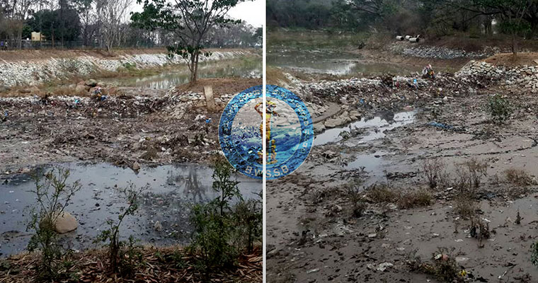 Activists, residents clean up lake, BWSSB floods it with sewage!