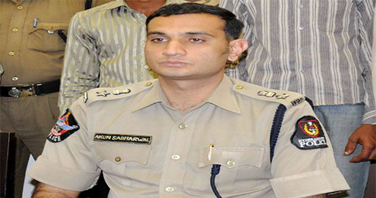 Hyderabad drug bust: KCR cancels investigating officer Akun Sabharwal's leave