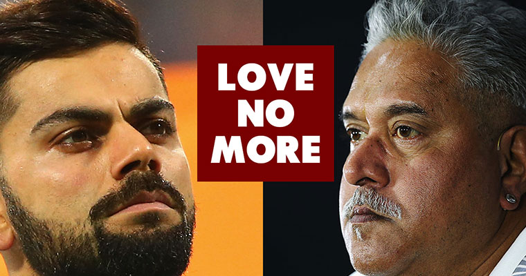 Absconding businessman Vijay Mallya seen attending Virat Kohli's charity event