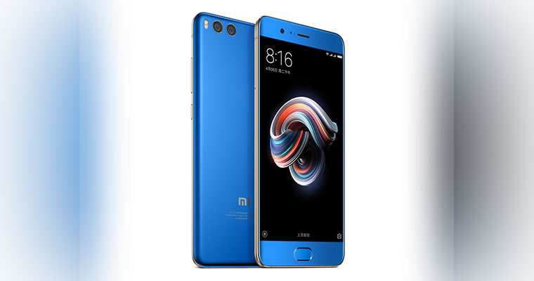 Xiaomi Mi Note 3 Launched Specs Price Availability