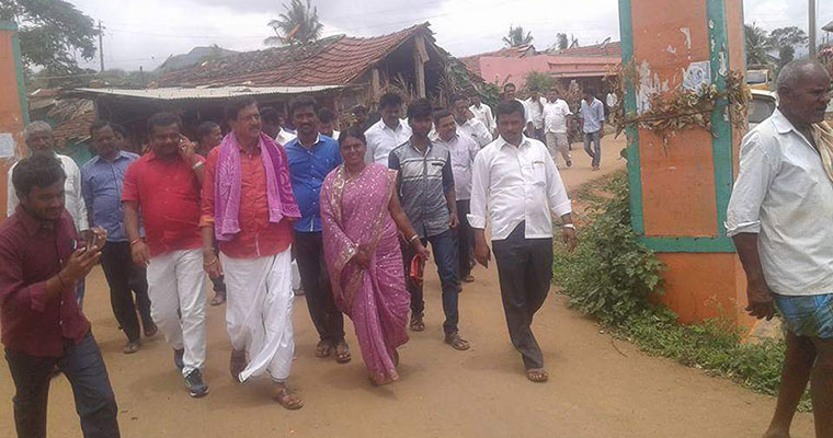 Why this JD(S) MLA's quiet padayathra should be lesson for others