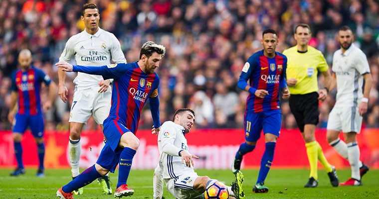 Ramos receives one-match ban for Messi foul in El Clasico