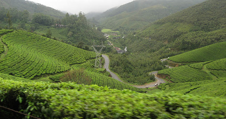 Munnar stares at grave human-made disaster: Union Minister's report