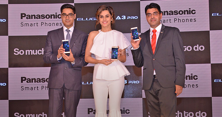 Panasonic Eluga A3 and A3 Pro launched in India: Specs, price, availability