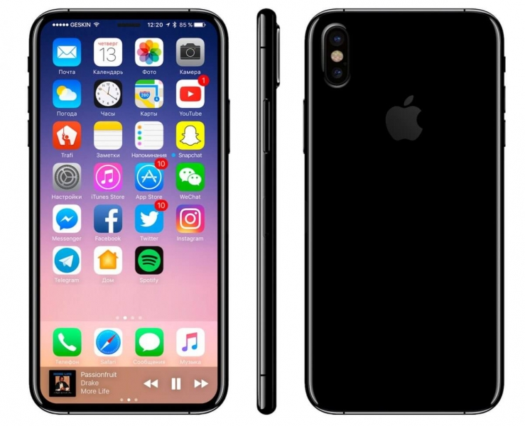 Foxconn insiders leak info on iPhone 8, Apple Glasses