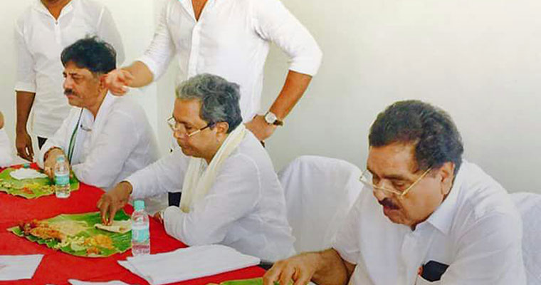 CM Siddaramaiah eats fish, enters Dharmasthala temple; Is it controversial?