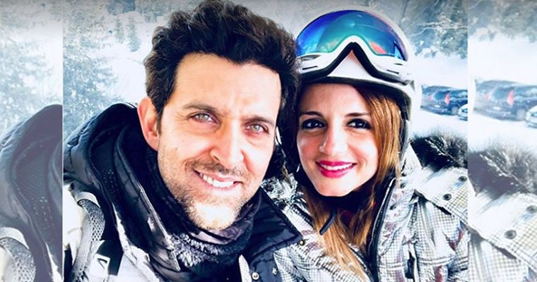 Shocking: Hrithik Roshan and Sussanne Khan to get married again?