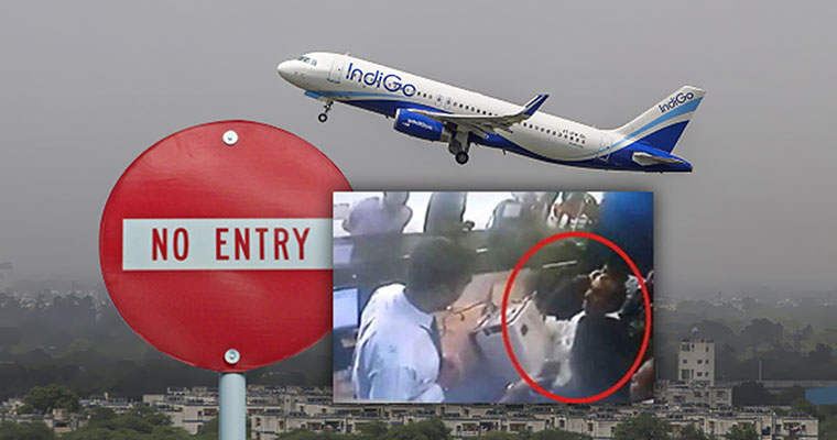 Grounded: All airlines ban Diwakar Reddy for his misbehaviour