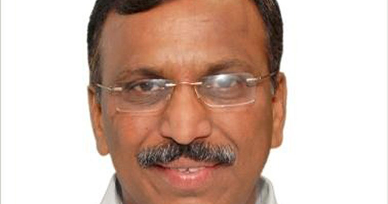 Silpa Mohan's close follower Karim leaves to join TDP