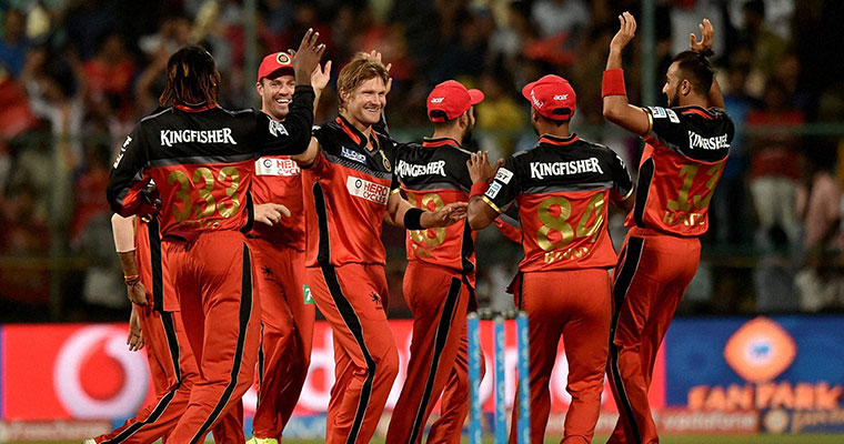 Fantasy IPL 2017: RCB vs KKR - Three players you should pick