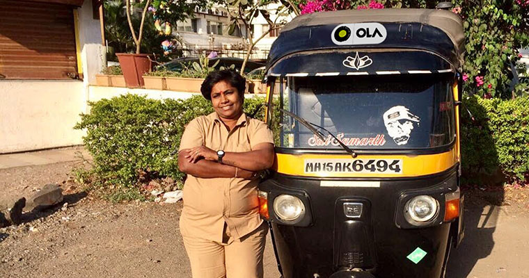 Almost on streets to owning two autos, the story of this gritty Ola Auto driver