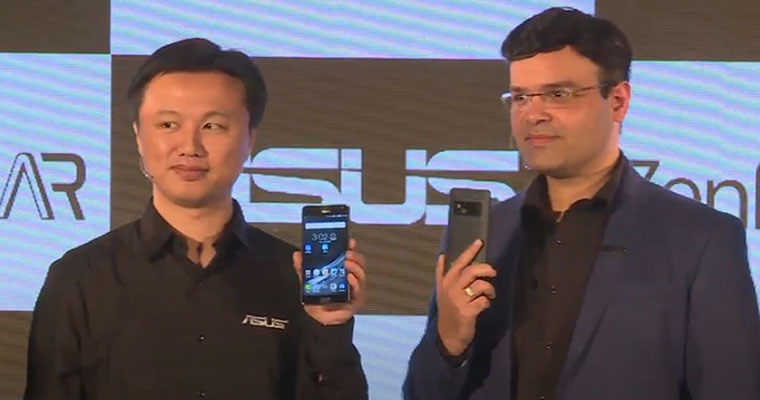 Asus ZenFone AR with 8GB RAM, 23MP camera launched in India