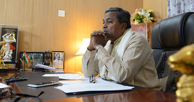 Karnataka Assembly Election : CM Siddaramaiah to fight assembly poll from Chamundeshwari