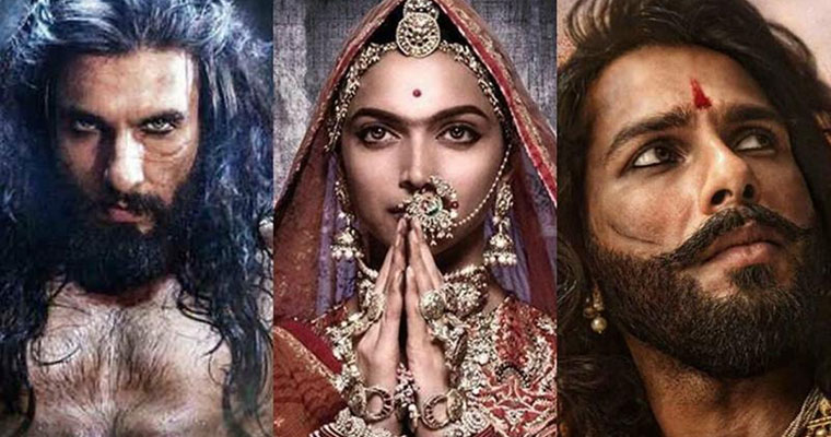 Padmaavat: A fairy-tale on big screen