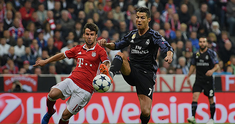 Bayern Munich run into an unstoppable Real Madrid - Probable XIs