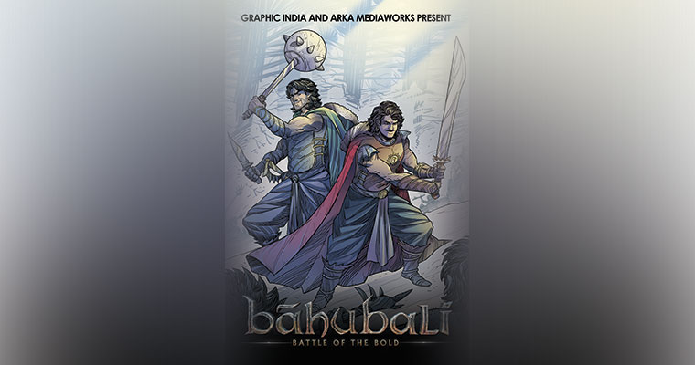 Baahubali turns into a graphic novel; download for free this week