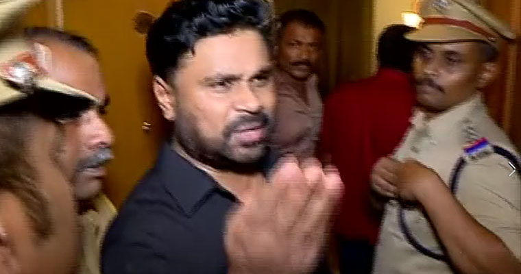 'History won't forgive us for how we are torturing Dileep'