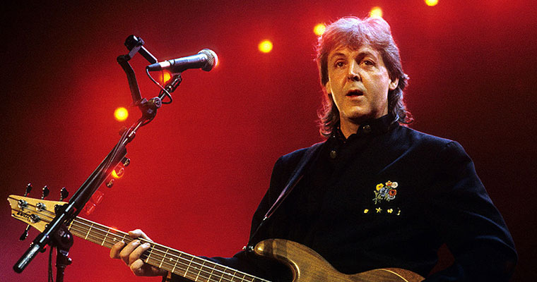 Why Paul McCartney is bigger than The Beatles
