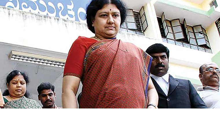 100 bank accounts of Sasikala's son-in-law's shell companies seized