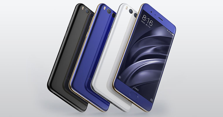 Xiaomi Mi 6 launched: Dual camera, Snapdragon 835, fingerprint scanner and more