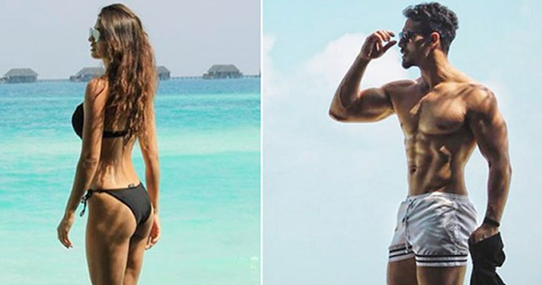 Tiger Shroff and Disha Patani's vacation pics will drive you insane!