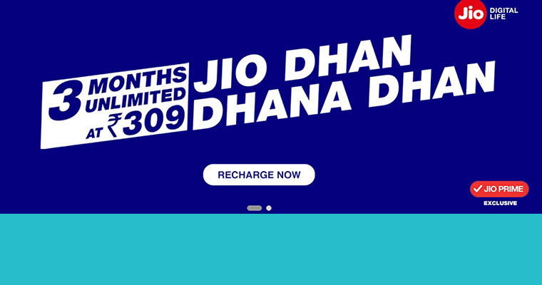 Reliance Jio Dhan Dhana Dhan plan: 5 things you must know
