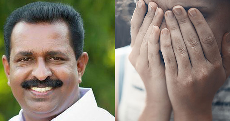 Congress legislator in Kerala arrested for sexual harassment