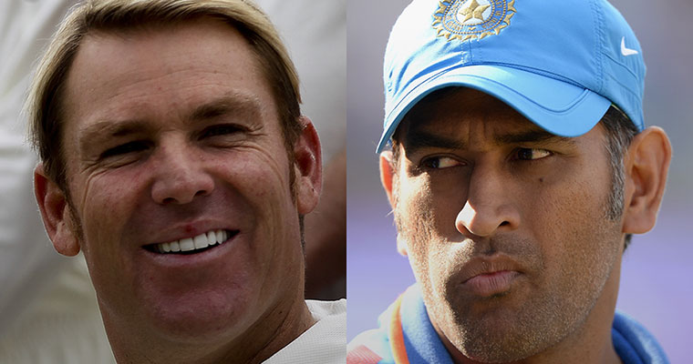 IPL 2017: This is how Shane Warne saved MS Dhoni from the critics!
